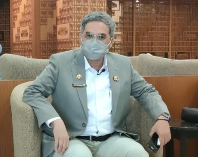 Wakil Menteri Pertanian RI, Harvick Hasnul Qolbi. Foto: Istimewa